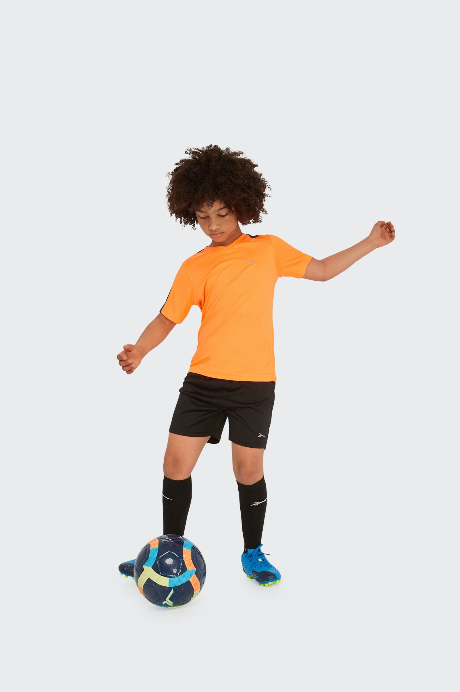 T-SHIRT FOOTBALL TENTH FUTBOL BASIC GARÇON