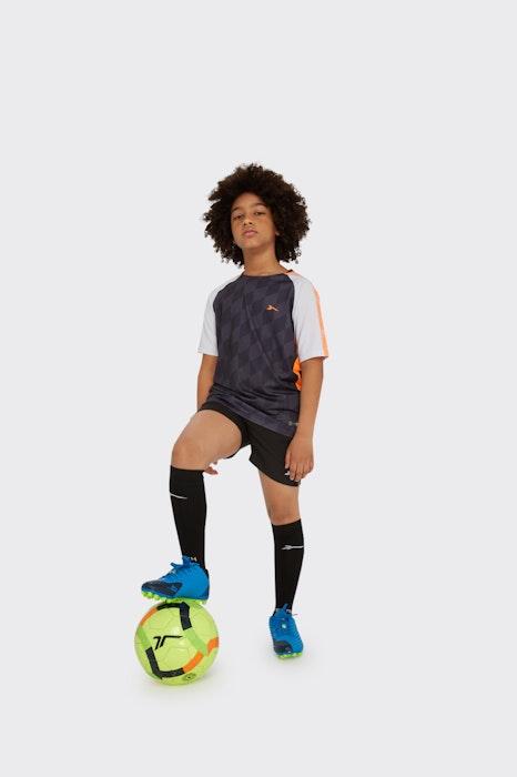 T-SHIRT FOOTBALL TENTH TITANIUM PRINT GARÇON