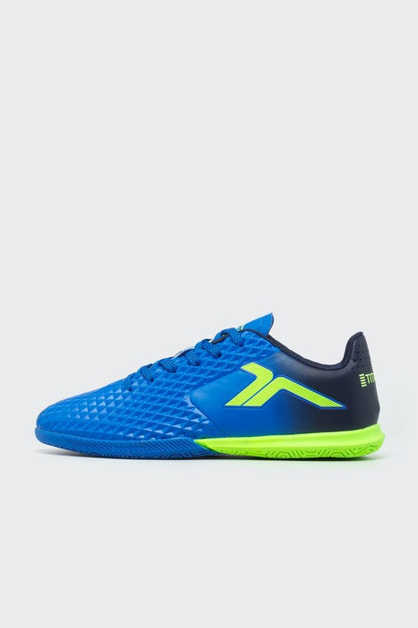 CHAUSSURES FOOTBALL INDOOR TENTH TITANIUM JUNIOR