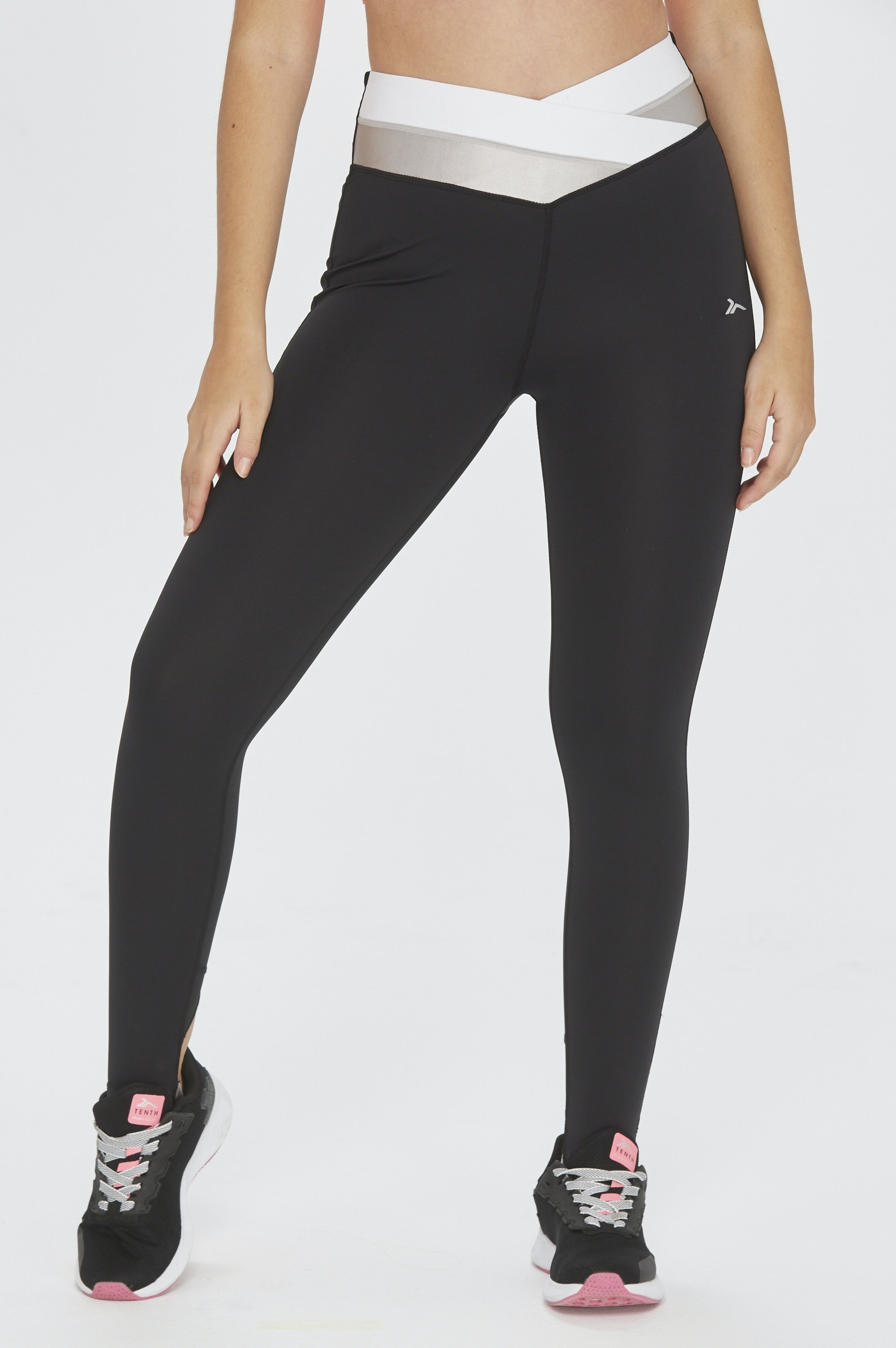 LEGGINGS RUNNING TENTH PUSH UP CONCEPT GOMA MULHER