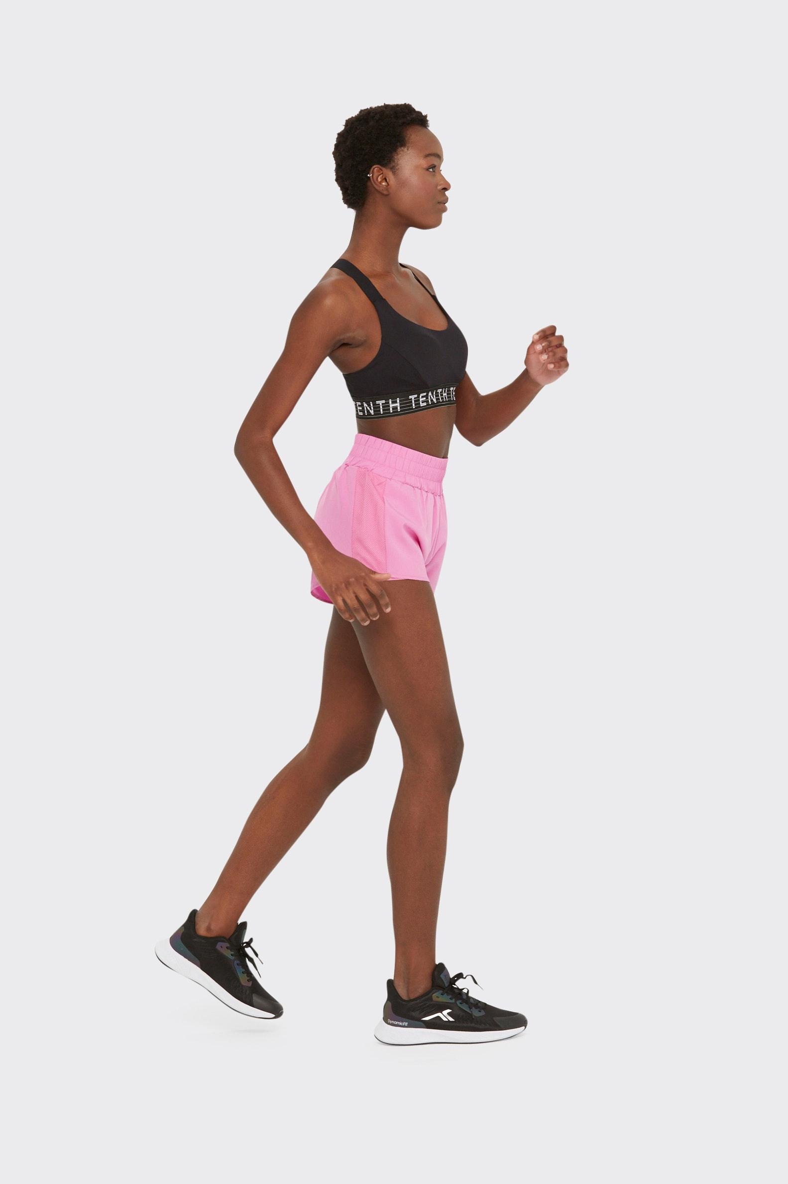 SOUTIEN RUNNING TENTH HIGH GOMA ELABORADA MULHER