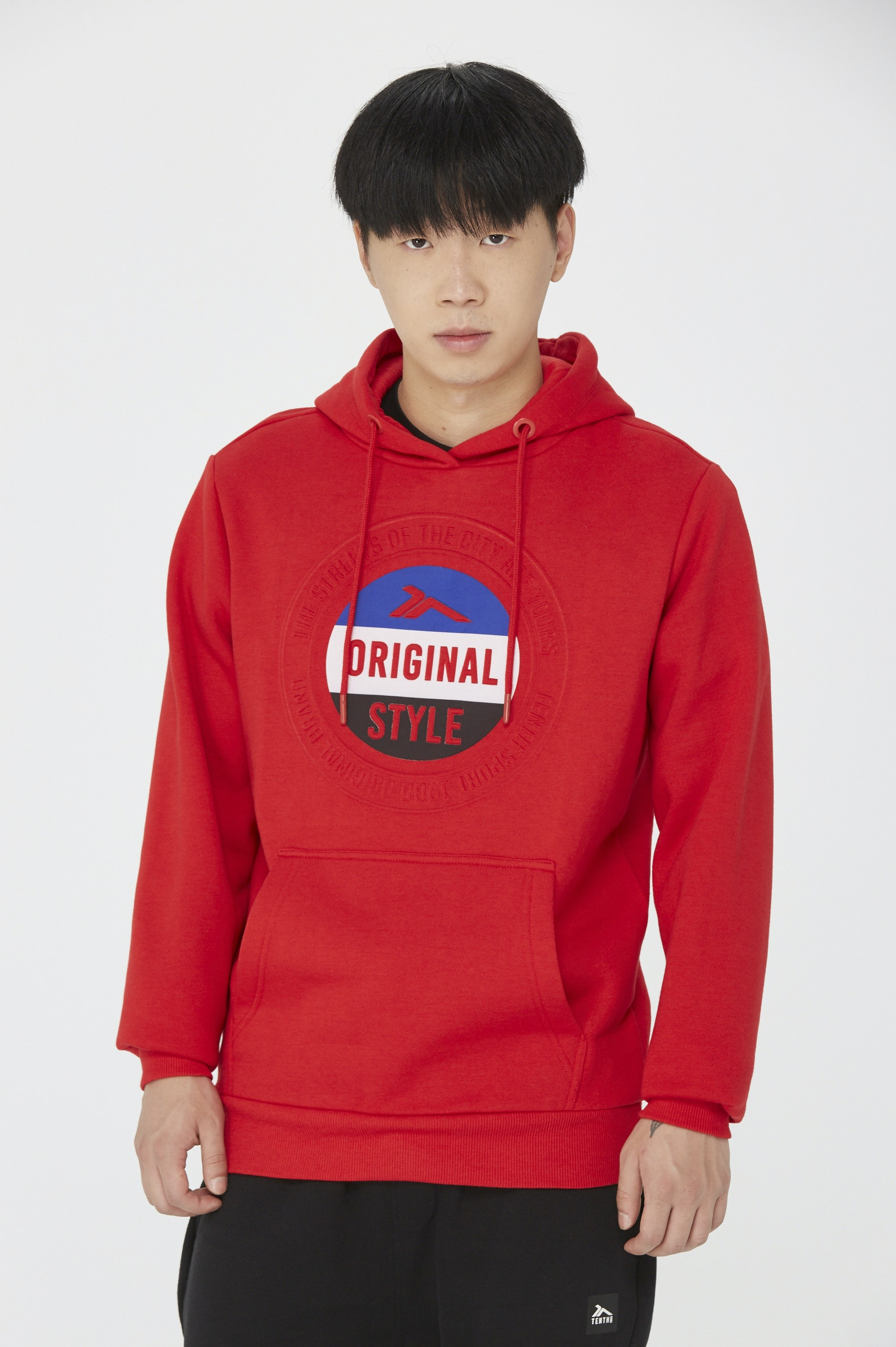 SWEAT FREESTYLE TENTH CAPUCHA 3D HOMME