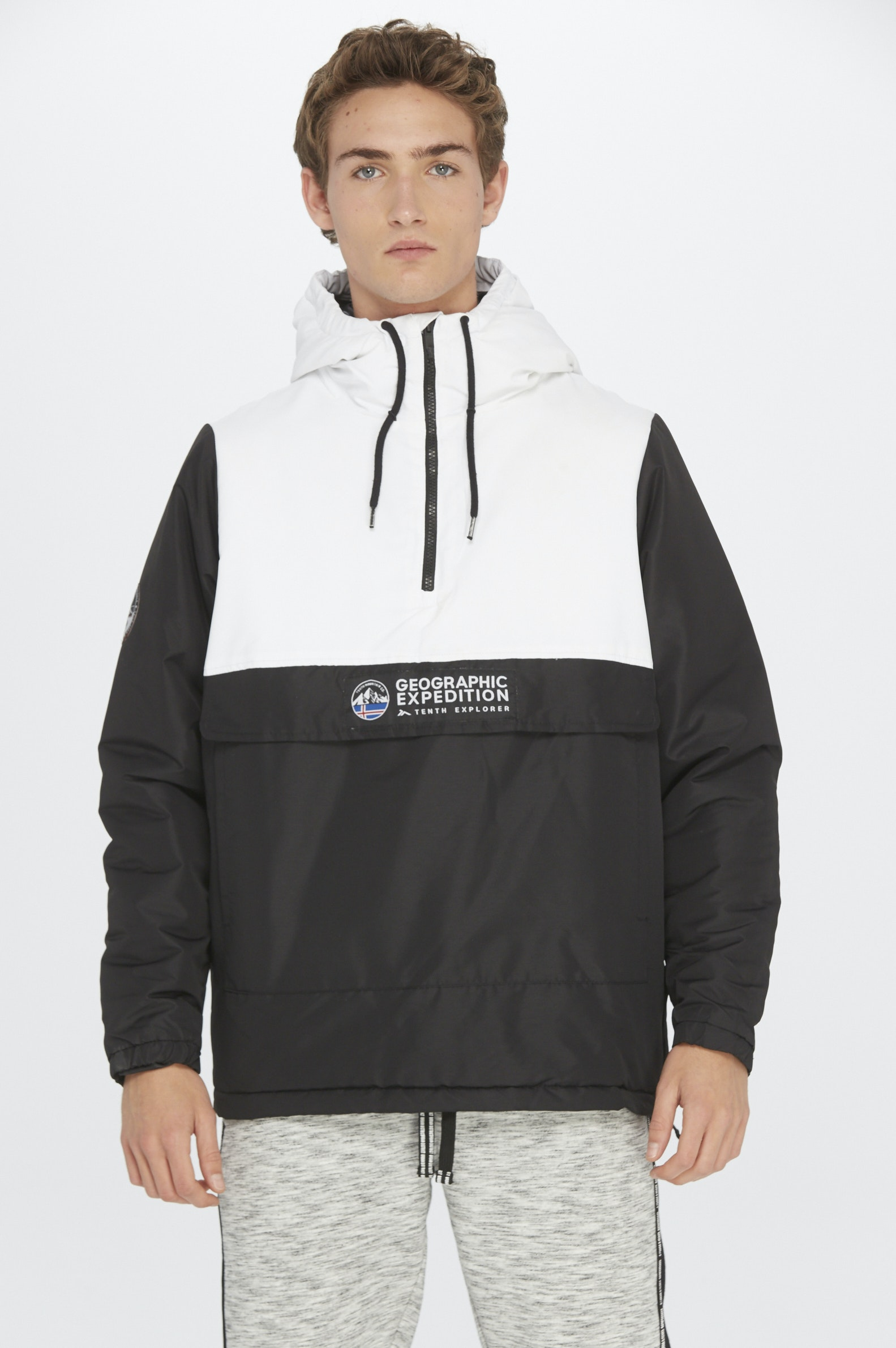 VESTE FREESTYLE TENTH CANGURO HOMME