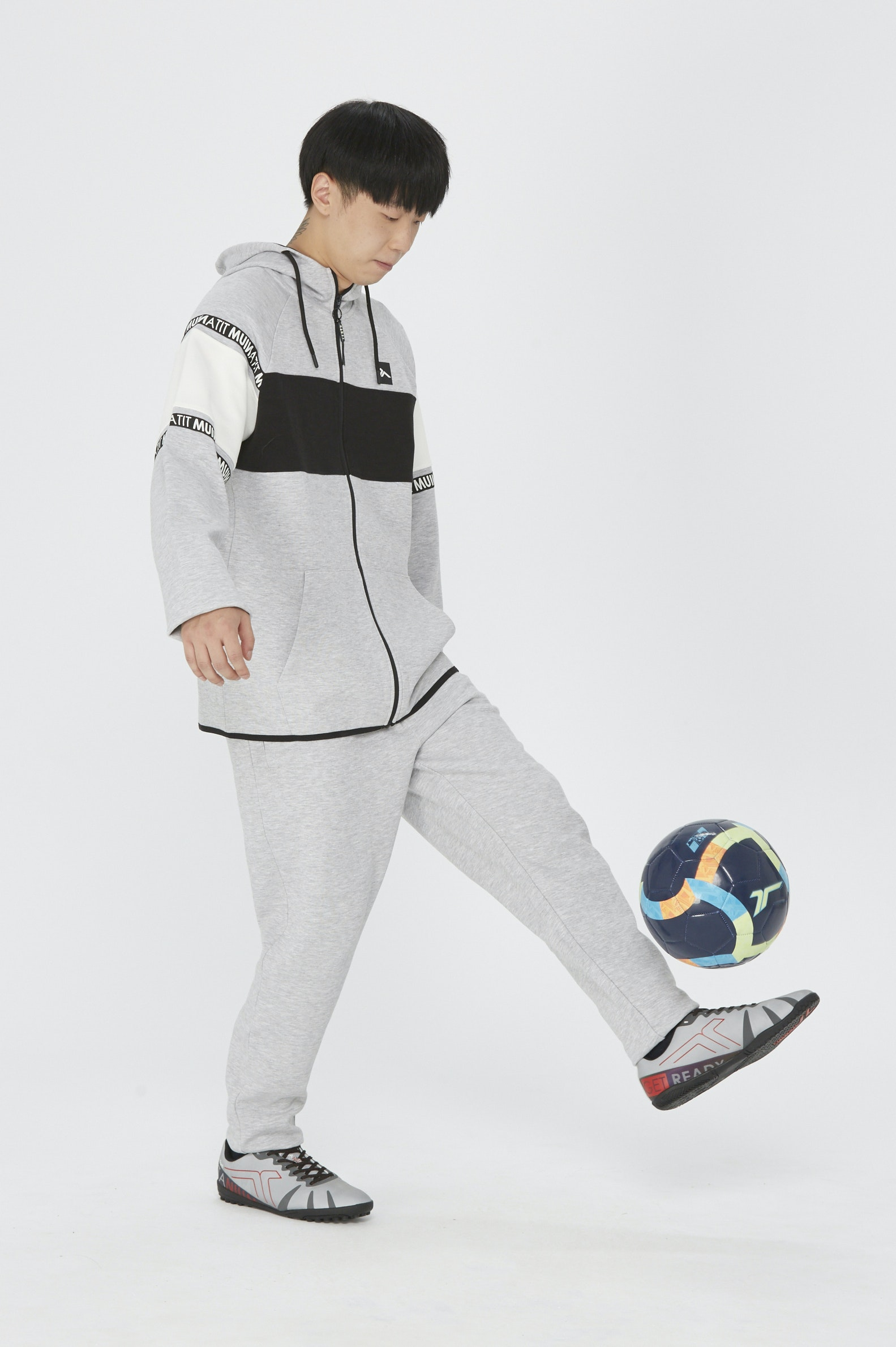SURVÊTEMENT FOOTBALL TENTH PLAY CORTES HOMME
