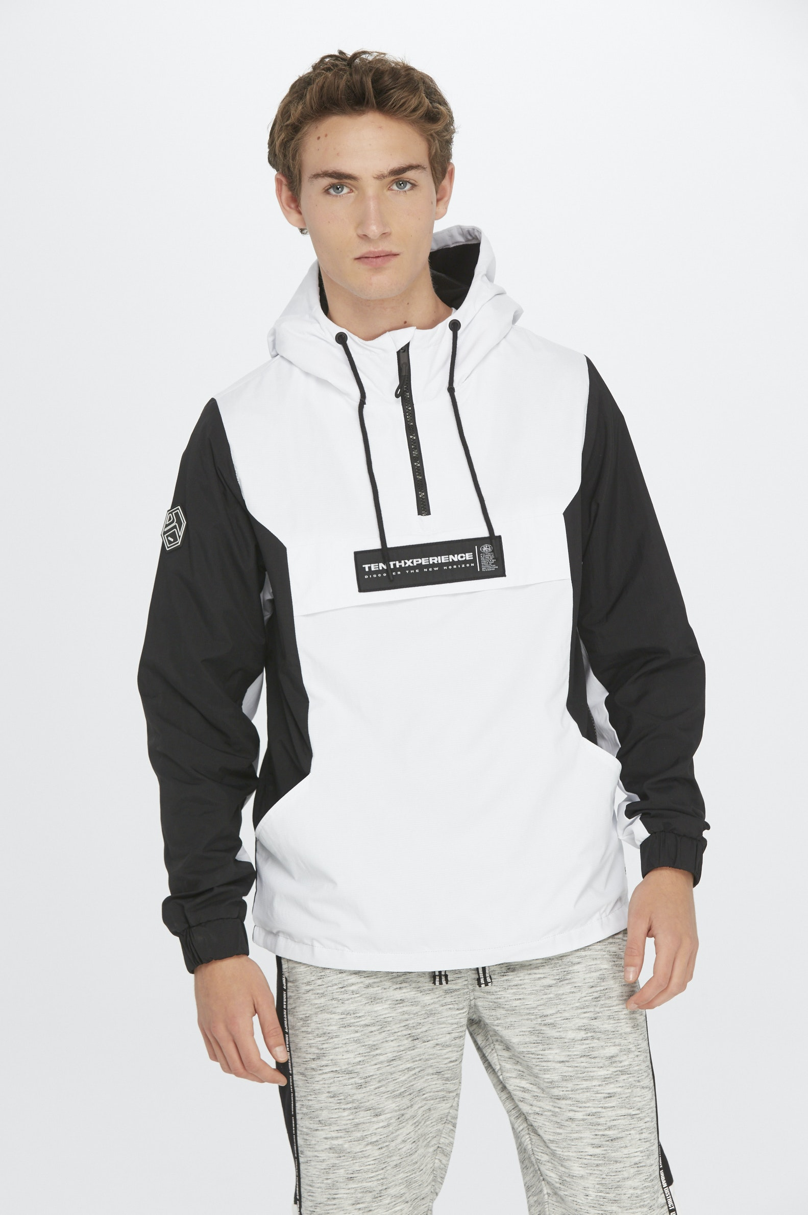COUPE-VENT FREESTYLE TENTH CUADRILLE HOMME