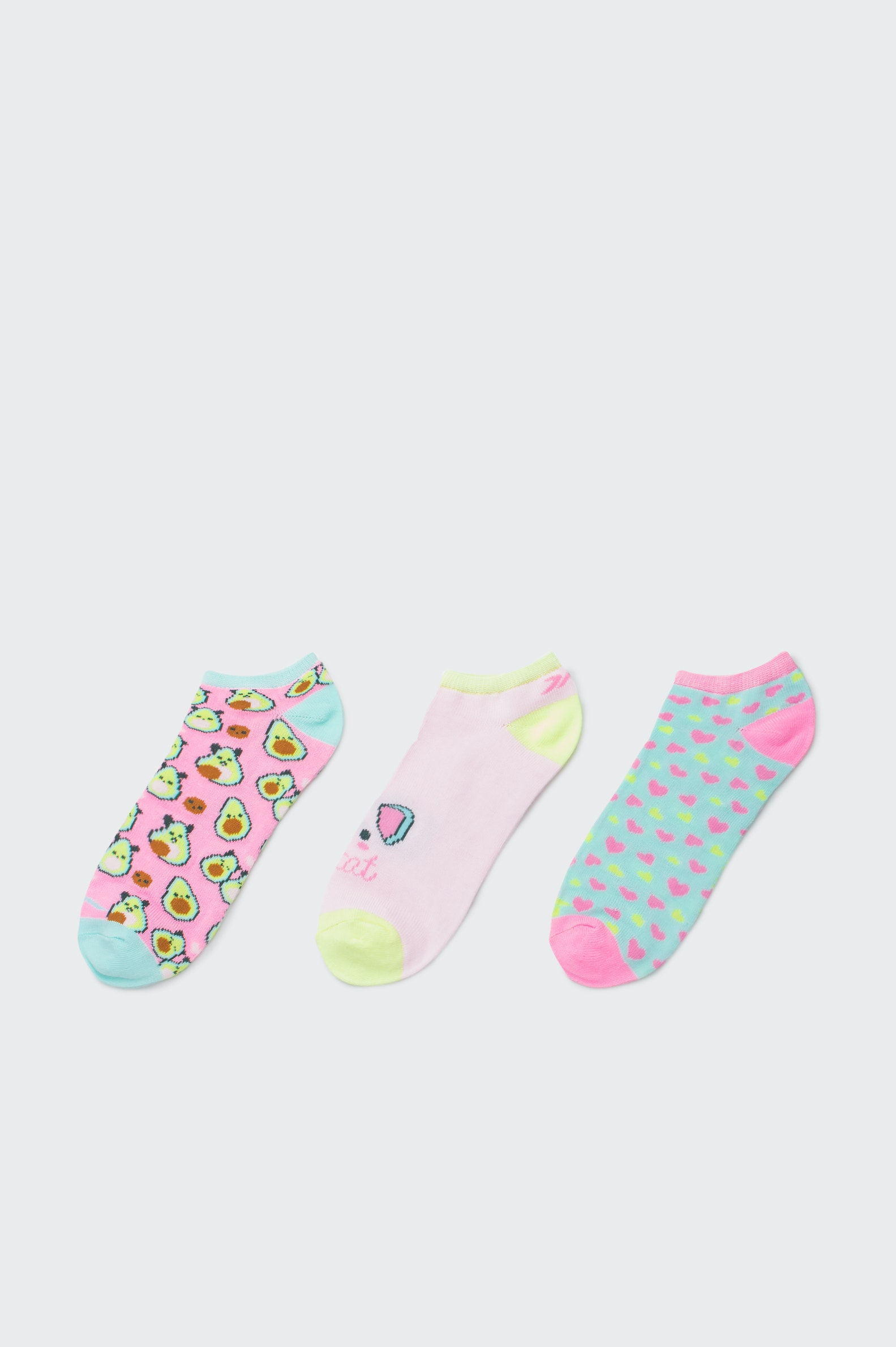 CHAUSSETTES FREESTYLE TENTH PINKI FILLE