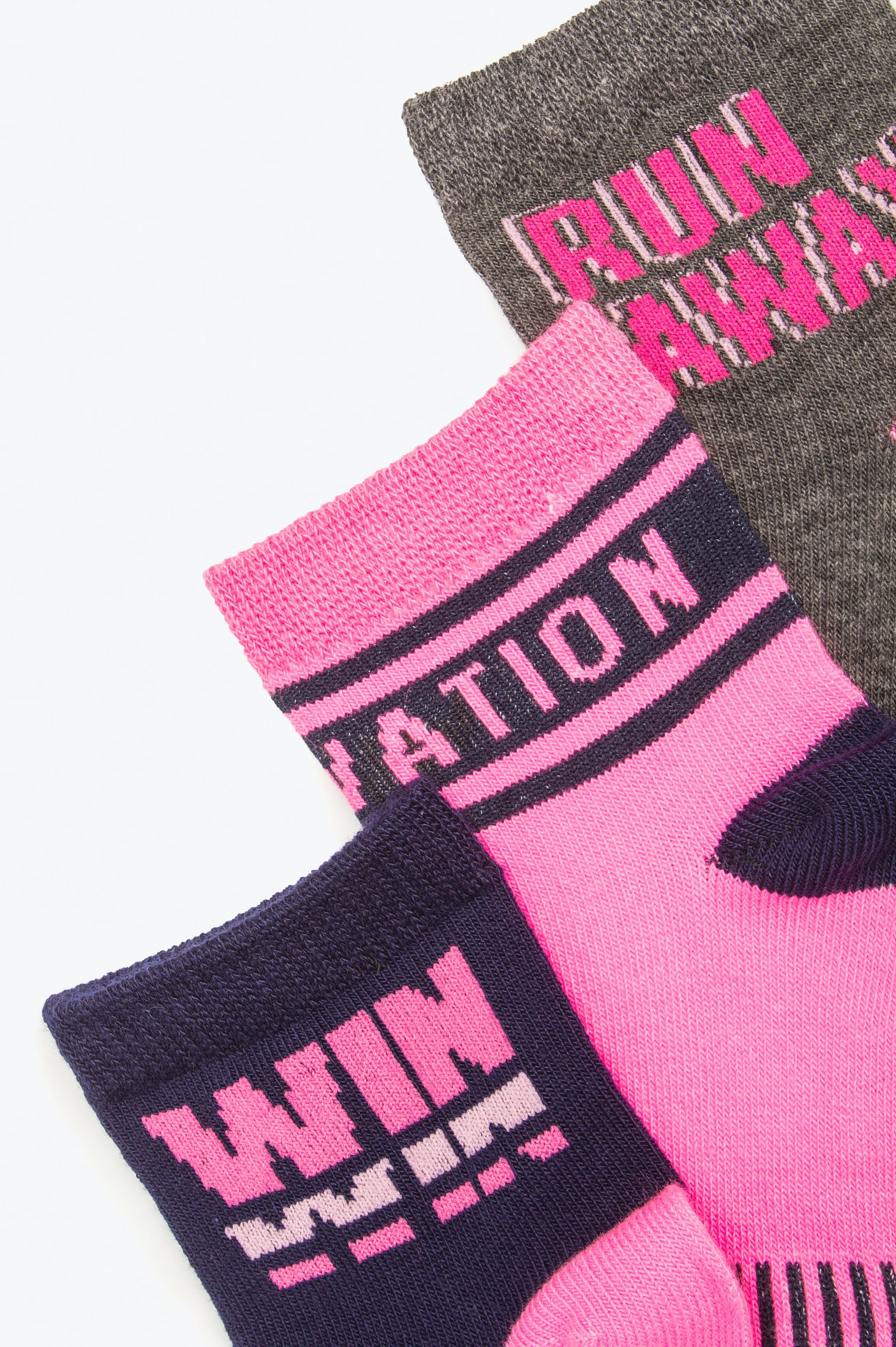 CHAUSSETTES TRAINING TENTH CAPSULA FILLE