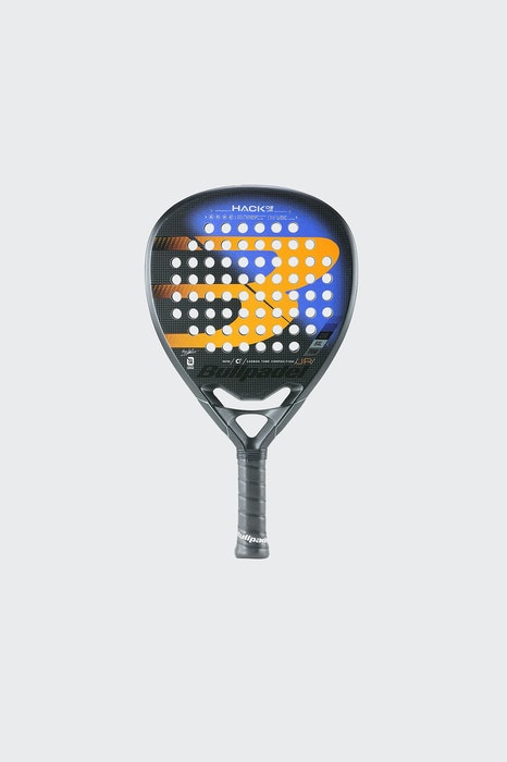 PALA DE PADEL BULLPADEL HACK JR 21
