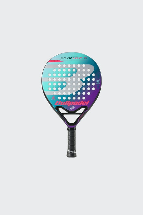 PALA DE PADEL BULLPADEL FLOW LIGHT 21
